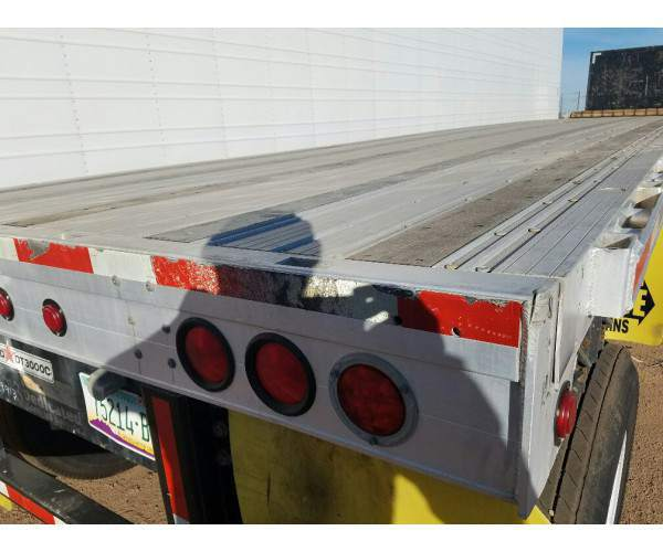 2010 Direct Trailer Flatbed Trailer 8