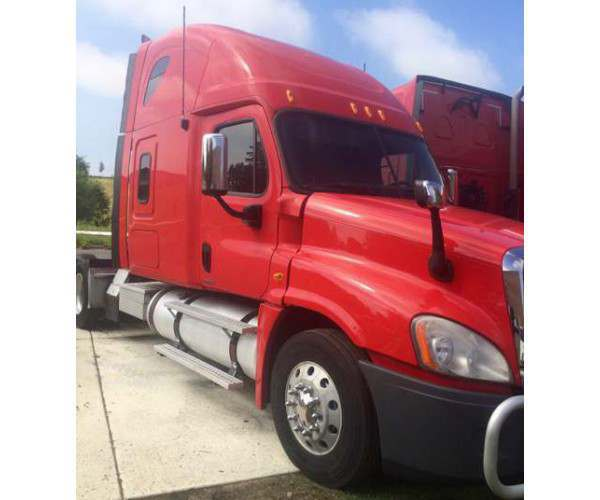 2008 Freightliner Cascadia