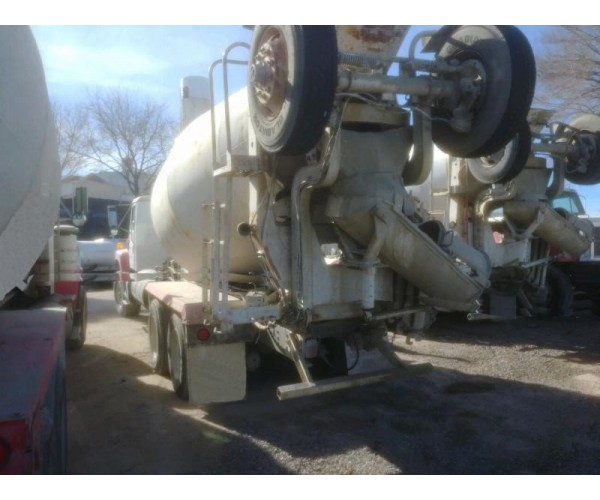 1999 International 2574 Mixer Truck in NM
