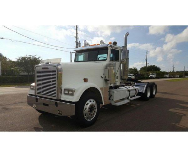 2007 Freightliner Classic XL 1