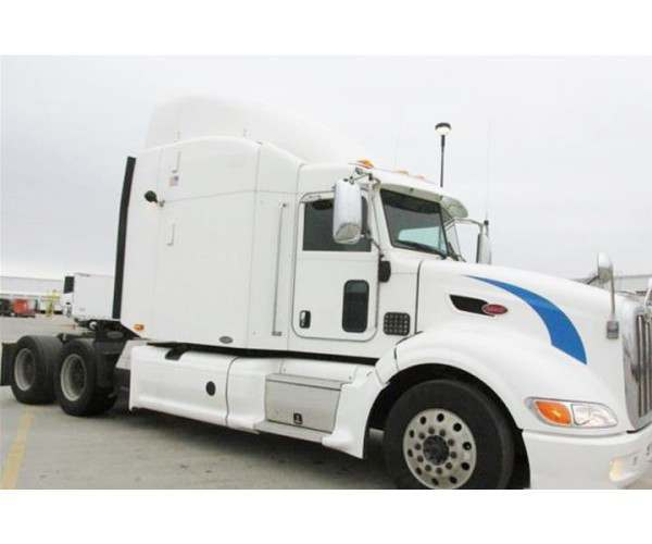 2011 Peterbilt 386 unibilt ultracab with Cummins ISX 15L in Maine, wholesale, NCL Truck Sales