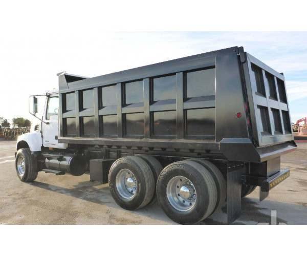 2003 Mack CV713 Dump Truck 4