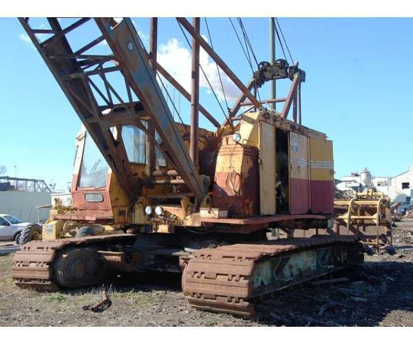 1978 Bucyrus-Erie 65D 85 Ton Crawler Crane in GA