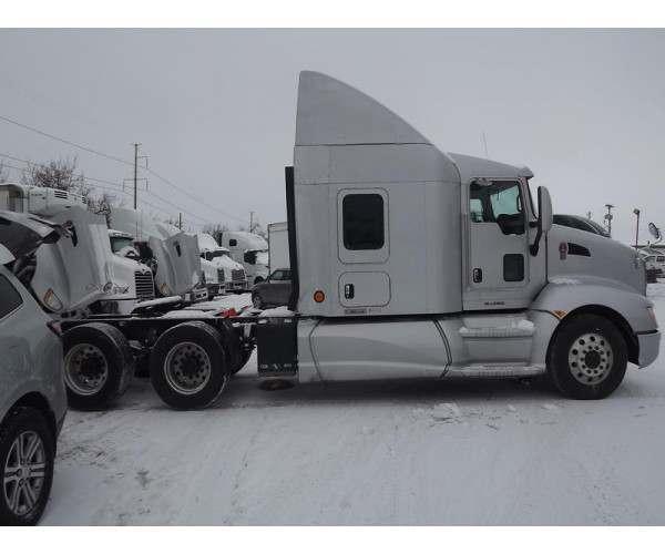 2012 Kenworth T660 2