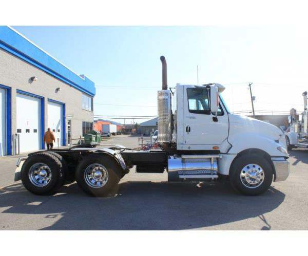 2009 International Prostar Day Cab8