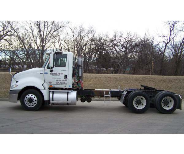 2012 Prostar Day Cab long wheelbase