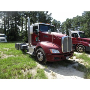 2014 Kenworth T660 Day Cab in NC