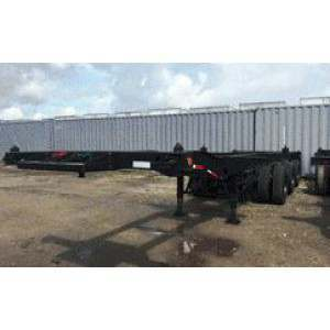 1995 Hyundai Container Trailer in FL