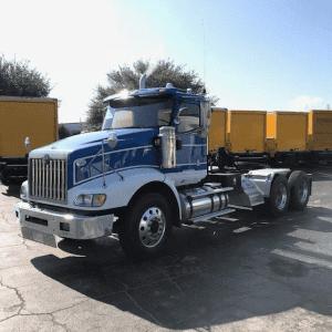 2013 International 5900 Day Cab in TX