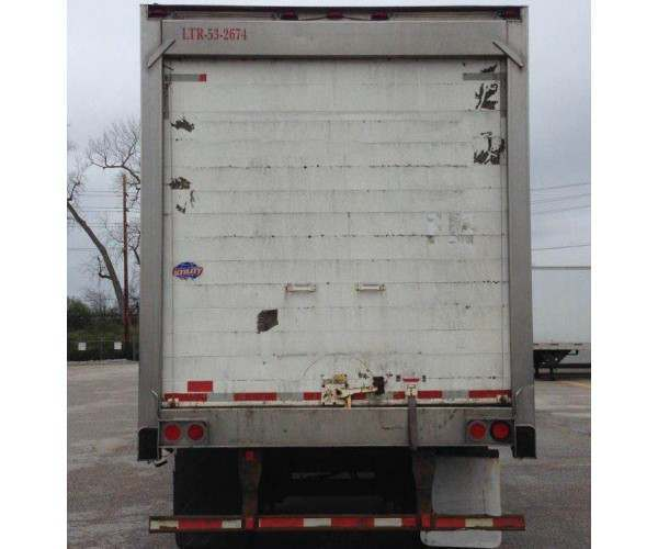 2007 Utility Reefer Trailer 1