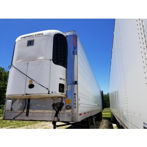2010 Utility Reefer Trailer
