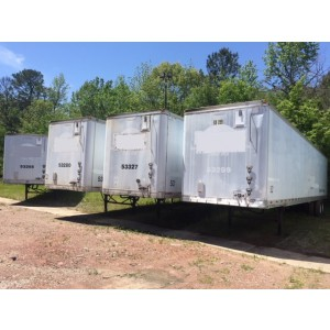 2002 Trailmobile Dry Van Trailer in AL