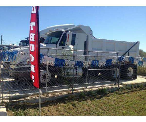 2010 International Prostar Dump Truck 4