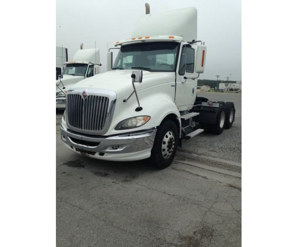 2010 & 2011 International Prostar Day Cab