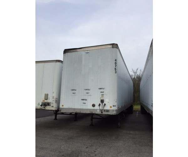 """2003 Lufkin 53' x 102"""" Dry Vans"""