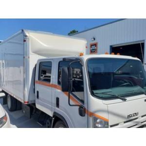 2014 Isuzu NQR Box Truck in GA