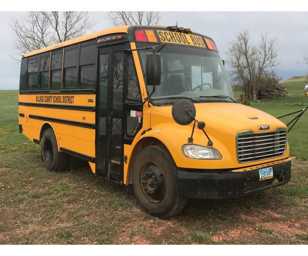 2008 Thomas School Bus in ND