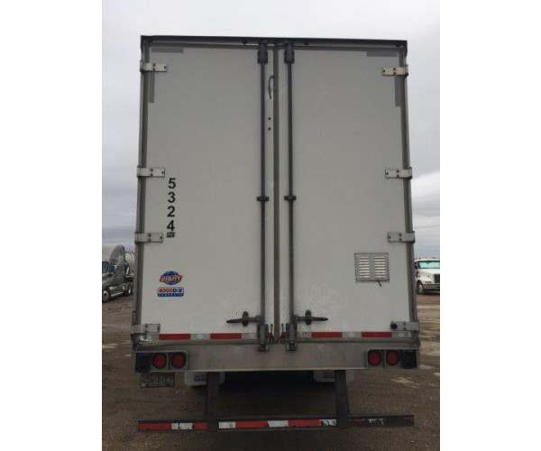 2013 Utility 4000DX Dry Van Trailer 5