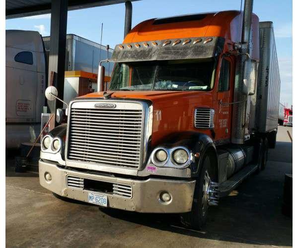 2004 Freightliner Coronado with CAT C15 @ 600 HP, NCL Truck Sales, buy used Freighliner Coronado