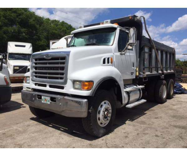 2006 Sterling Dump Truck in Florida, wholesale, NCL Truck Sales