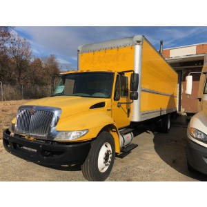 2014 International 4300 Box Truck