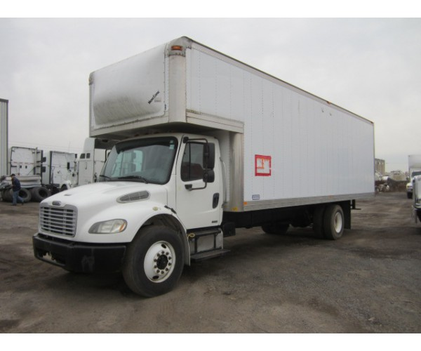 2007 Freightliner M2 Box Truck in NY