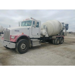 1996 Kenworth W900 Mixer Truck in NM