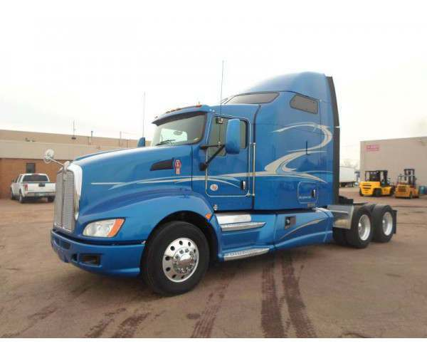 2012 Kenworth T660 with Cummins ISX in South Dakota, wholesale, NCL Trucks