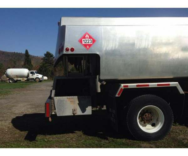 2005 Sterling Acterra Fuel Truck 1
