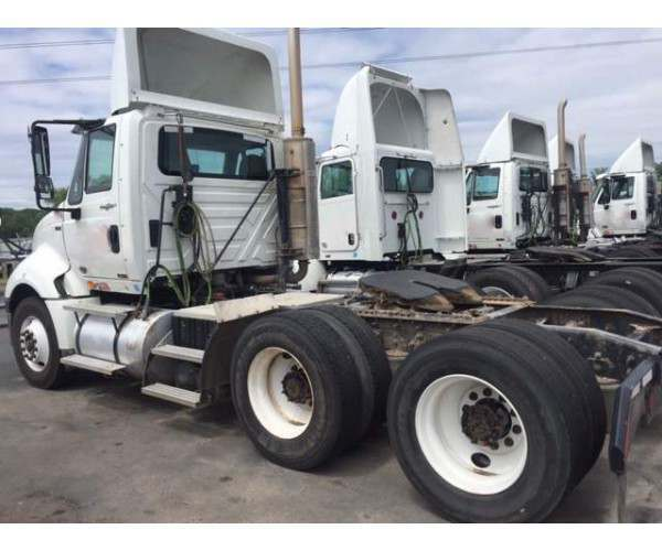 2012 International Prostar Day Cab 2