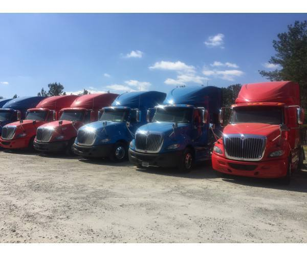 2012 International Prostar with Maxxforce, wholesale, export, ncl truck sales
