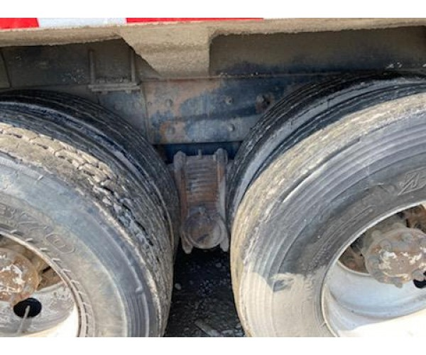 2007 Mack Garbage Truck in LA