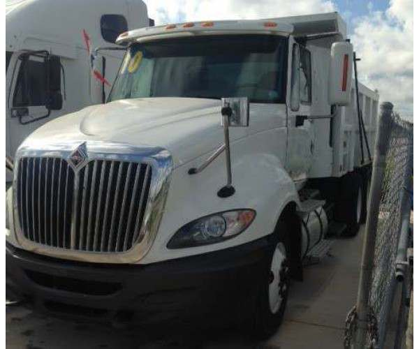 2010 International Prostar Dump Truck 3