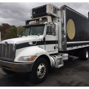 2005 Peterbilt 335 Reefer Truck in NJ