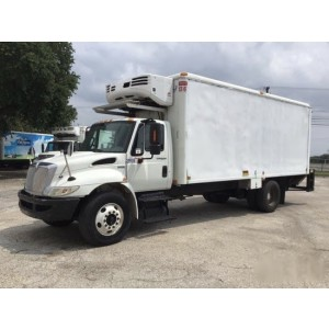 2013 International 4300 Reefer Truck in TX