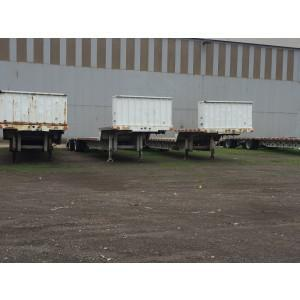 2004 Transcraft Drop Deck Trailer