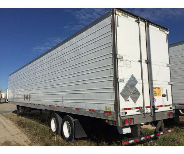 2010 Utility 3000R Reefer Trailer 6