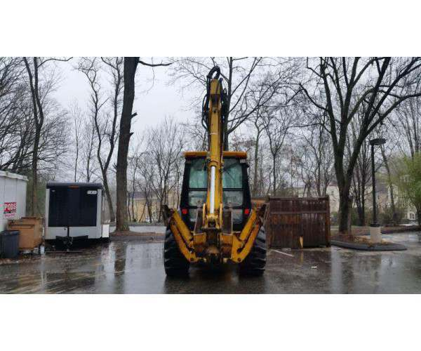 2000 Deere 410E Loader Backhoe1