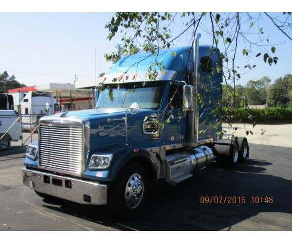 2012 Freightliner Coronado 132 6