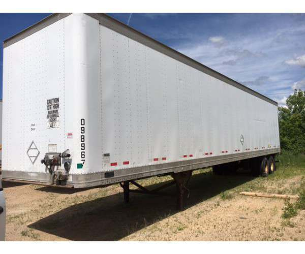 2000 Great Dane Dry Van Trailer 1