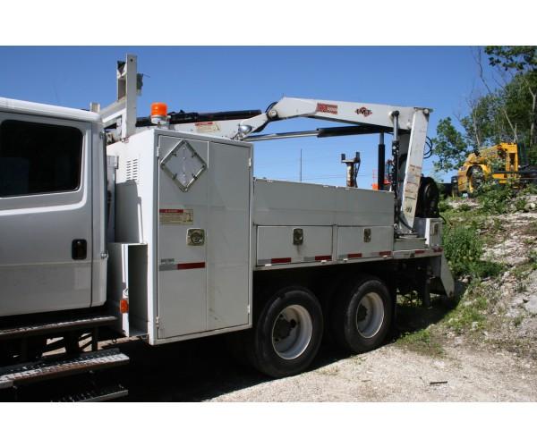 2003 Freightliner FL80 Crane Truck in MO