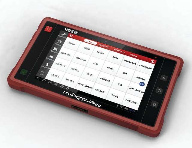 Bi Directional Scan Tool >> Truck Diagnostic Tool - Maximus 2.0A