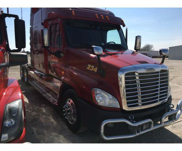 Heavy duty truck manufacturers: Freightliner Cascadia