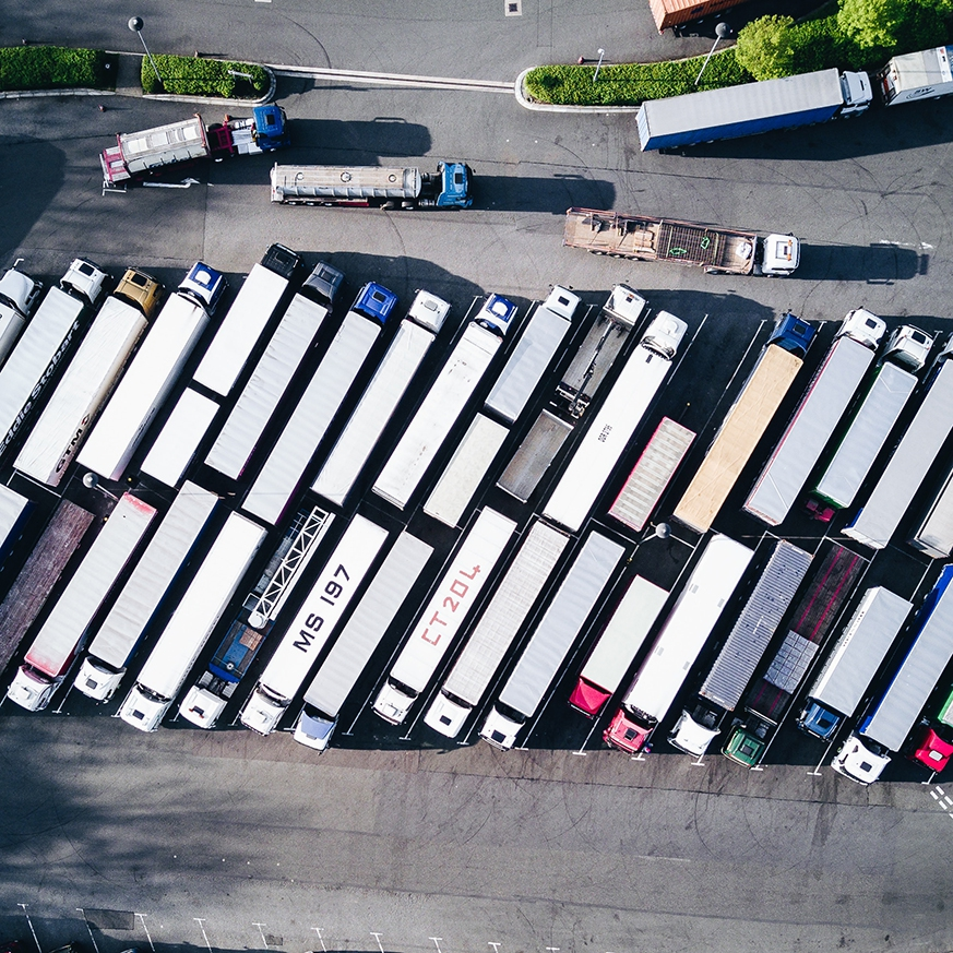 Long haul trucking companies