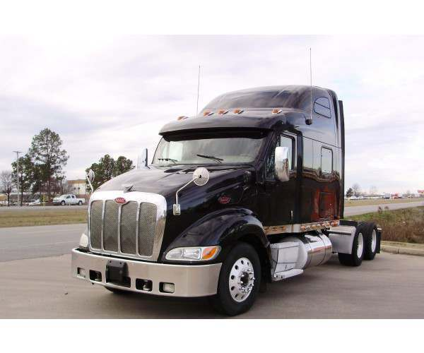 Heavy duty truck manufacturers: Peterbilt 387